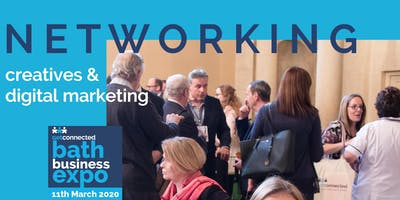 Networking for Creative & Digital - Publishers, Marketers, Creatives, PR
