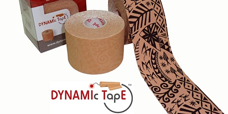 DYNAMIC TAPE - THE BIOMECHANICAL TAPING APPROACH tickets