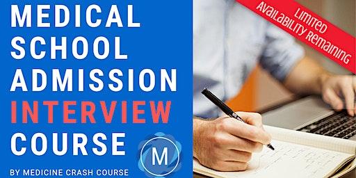 MMI Medical School Interview Course in Birmingham (2020 Entry) - Medicine Interview Preparation