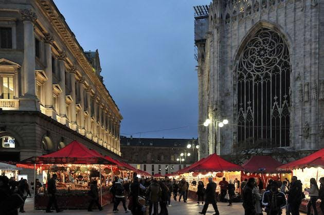 Mercatini natalizi al Duomo - Milano.19: date - orario e guide. Newsletter