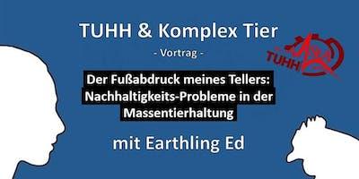 Der Fußabdruck meines Tellers - Vortrag mit Earthling Ed