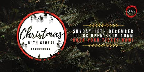 Christmas with Global! tickets