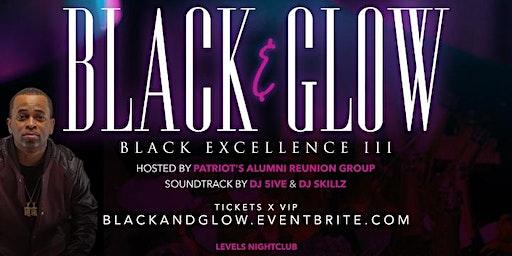 Black & Glow