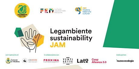 Legambiente Sustainability Jam | reshaping MOvida tickets