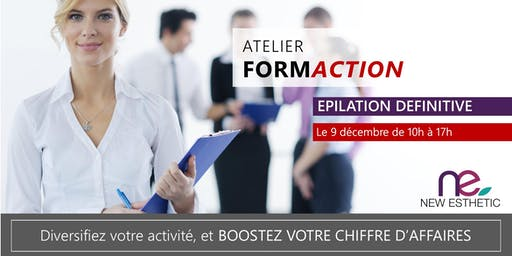 Atelier FormAction - Epilation Définitive