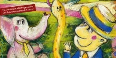 Theater Tom Teuer: Wie der Elefant zu seinem Rüssel kam
