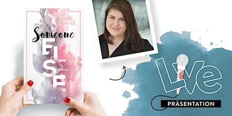 PRÄSENTATION: Laura Kneidl Tickets