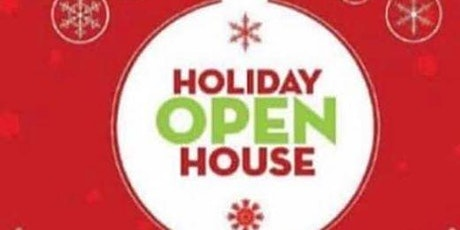 HOLIDAY OPEN HOUSE -- COOKIES AND COLORING Sat Dec 21st 10am - 12noon FREE tickets