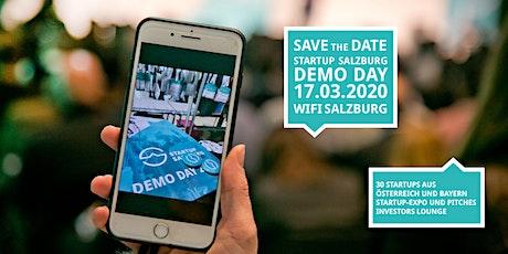 Startup Salzburg Demo Day 2020 Tickets