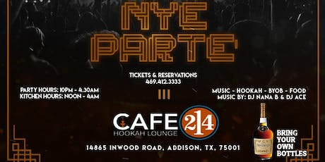 NEW YEARS EVE PARTE' / PARTY - 2020 VISION tickets