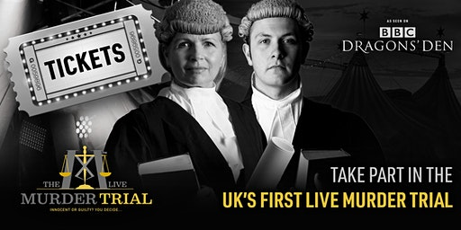 Tamworth Castle Grounds | The Murder Trial Live | 12th December 2019