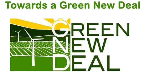 Towards a Green New Deal tickets