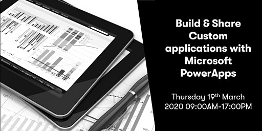 App-in-a-Day: Build & share custom applications with Microsoft PowerApps