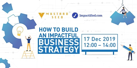 How to build an impactful business strategy? [+SME Networking] tickets