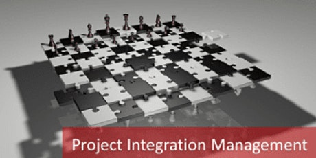 Project Integration Management 2 Days Virtual Live Training in Canberra tickets