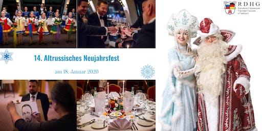 14. Altrussisches Neujahrsfest am 18. Januar 2020