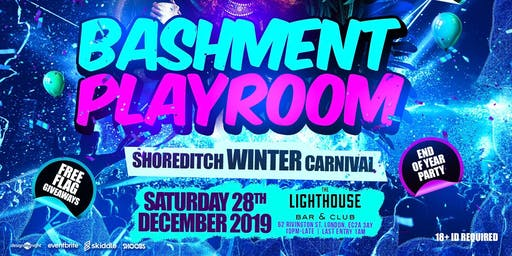 Bashment Playroom - Shoreditch Carnival