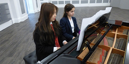 Piano Duet Concert