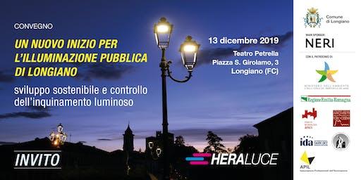 Hera Luce - Un nuovo inizio per l'illuminazione pubblica di Longiano