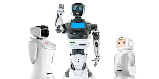 Noaptea Alba a Robotilor la RoboHub