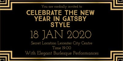 Great Gatsby Extravaganza Speakeasy!