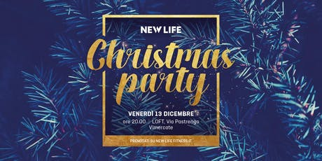 Christmas Party 2019 •New Life Fitness tickets