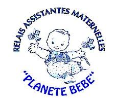 """RAM """"Planète Bébés"""" Léo Lagrange Méditerranée logo"""