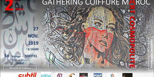 Gathering Coiffure Maroc 2019