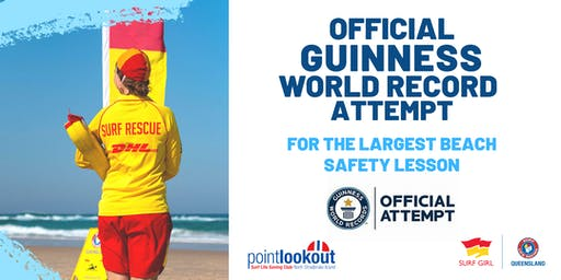GUINNESS WORLD RECORD ATTEMPT - POINT LOOKOUT SURF CLUB