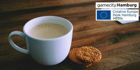 European Games Coffee - Introduction to the EU funding for games tickets