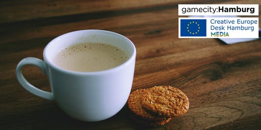 European Games Coffee - Introduction to the EU funding for games