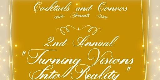 Cocktails and Convos Vision Board  Brunch