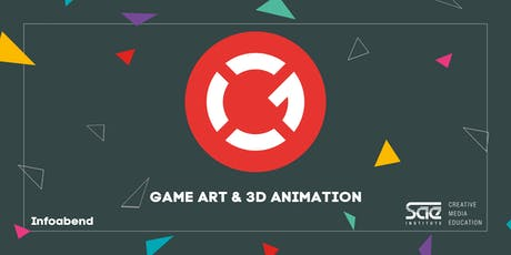 """Infoabend: """"Game Art & 3D Animation"""" Tickets"""