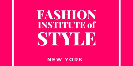 Mumbai Personal Stylist Training Diploma Course with FINY (5 days)  tickets