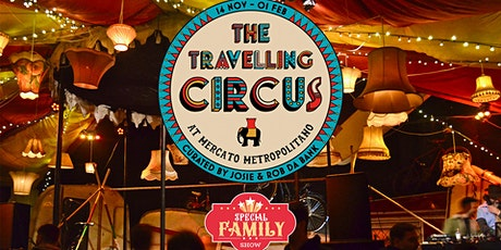 The Travelling Circus - Family Matinee  tickets