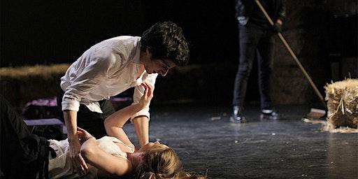 Soirée d'informations théâtre Cours Florent (formation de l'acteur-12/12/2019)