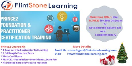 PRINCE2® Foundation and Practitioner Certification Training in Mentone,VIC tickets