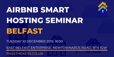Airbnb Smart Hosting Seminar - Belfast tickets