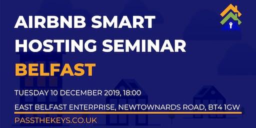 Airbnb Smart Hosting Seminar - Belfast