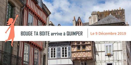 Lancement du réseau business féminin à Quimper billets