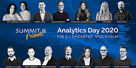 Analytics Day 2020 tickets