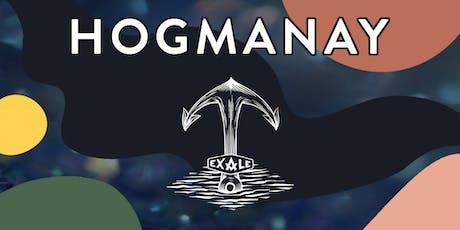 Exale Hogmanay! tickets