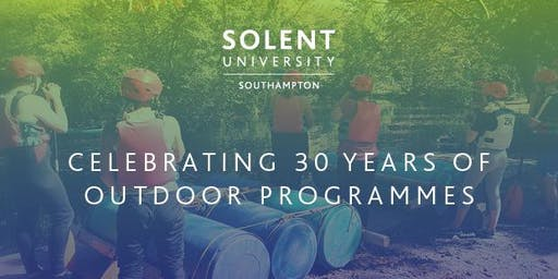 Celebrating 30 years of outdoor programmes