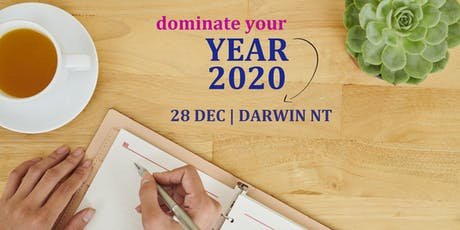 Dominate YOUR YEAR 2020 tickets