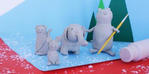 Clay Animal Making Workshop
