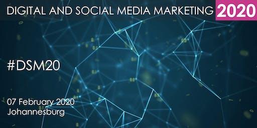 Digital and Social Media Marketing Summit 2020 - Johannesburg
