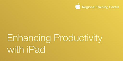 Enhancing productivity with iPad