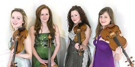 KEATS QUARTET & JONATHAN SAGE - (string quartet & clarinet) tickets