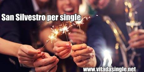 San Silvestro per single: CAPODANNO 2020 Viareggio biglietti