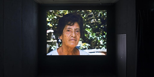 Film: Rosalind Nashashibi Vivian's Garden (2017)
